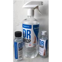 Антибактериальное средство для рук Dr.Drop 1л. с отдушкой с распылителем